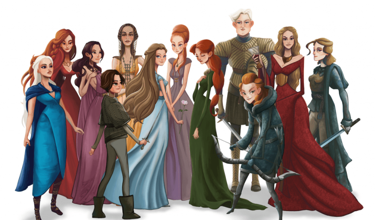 Are you ready to date the most intimidating women of Game Of Thrones?