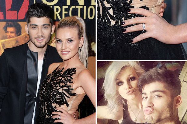 Zayn Malik and Perrie Edwards End Engagement!