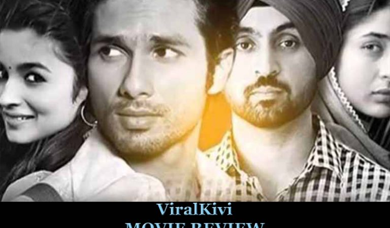 Movie Review : Udta Punjab