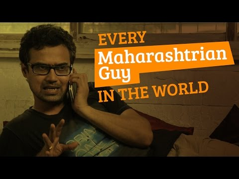 Everything about a Maharashtrian Guy!