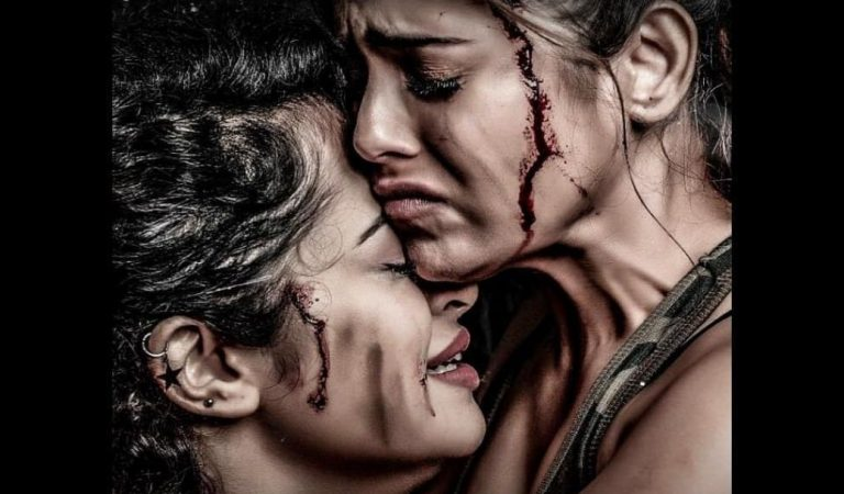 Ram Gopal Varma announces India's 1st Lesbian Crime Action Movie: See Poster
